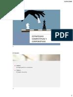 14 Clase_Estrategias competitivas y corporativas