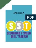 Cartilla Cuadro sinóptico diciplina de la SST