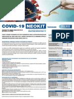 "Manual del  ""NEOKIT-COVID-19"""