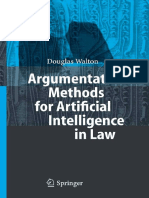 Douglas Walton - Argumentation Methods for Artificial Intelligence and Law-Springer (2005)