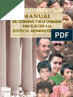 Manual Del Ciudadano y de La Ciudadana