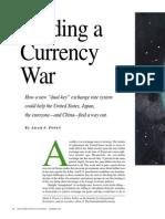 Avoid Currency War