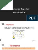 10.1  POLINOMIOS