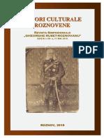 Liceul Roznov - Revista Simpozion 2019