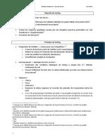 Objectifs du testing. Principes du testing