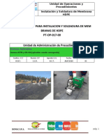 Procedimiento instalacion y soldadura Geomembrana 2020.docx