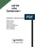 Manual de Derecho Comercial capitulos I a III