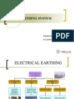 PIC Earthing Presentation
