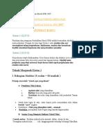 Teknik Menjawab Pendidikan Moral SPM 2007