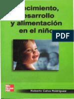 Crecimiento y desarrollo y alimentacion Infantil.pdf