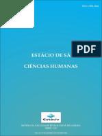 Estácio de Sá Ciências Humanas - Artigos.pdf