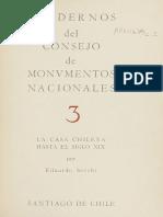 La casa chilena hasta el siglo XIX, Eduardo Secchi.pdf