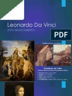 Leonardo Da Vinci - Alto Renacimiento.pdf