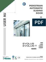 EVOLUS EVOLUS-T_User_Manual_EN-Rel.1.3