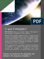 O Fenômeno da Religião gabi
