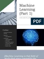 Summary_MachineLearning(Part1)