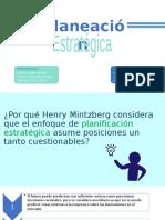 Dirección Estrategica CL1