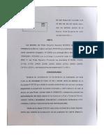 Acordada 238-20 - Facultamiento a habilitar plazos