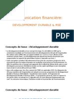 developpement durable et RSE
