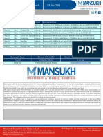 Commodity Metals and Energy Watch 03 JAN - Mansukh Trading & Investment Solutions.