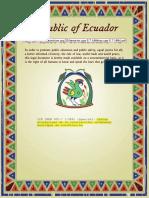 INEN-CPE- 1984- CPE INEN 005-7- Código ecuatoriano de la construcción, Ordenanza municipal de zonificación