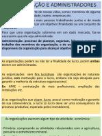 1- ADMINISTRACAO E ADMINISTRADORES