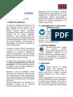 1. MATERIAL DE ESTUDIO I  C. ETICO 2020