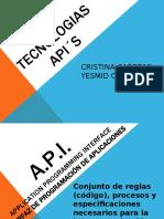 TECNOLOGIAS API´S.pptx