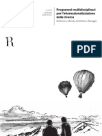 2018_Programmi multidisciplinari per l'internazionalizzazione della ricerca _ Estratto_02_Fortmed