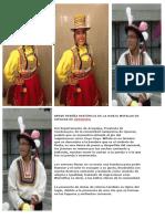 BREVE RESEÑA HISTÓRICA DE LA DANZA WIFALAS DE ISPACAS