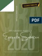 PROGRAMA ES SEM8 2T2020