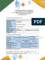 PASO 2-Guía de actividades y rúbrica de evaluación-Paso 2- Regulación emocional y cognición social (1).docx