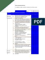 RúBRICA PLANES DE CLASES (1)