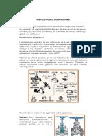 INSTALACIONES DOMICILIARIAS