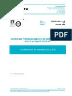 CURSO DE PROCESAMIENTO DE IMAGENES SATELITALES