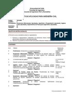 720143M-Matematicas Aplicadas para Ingenieria Civil