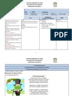 Guía didáctica LENGUAJE 2° 3
