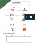 guías de lenguaje