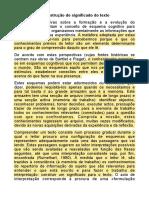 Teste 1 - Texto - A leitura como construção do significado do texto__.pdf