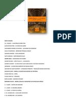 Sinopses de Livros - Vol. 121