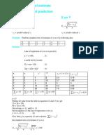 Standard deviation b pharma