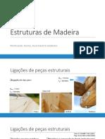 Aula 03 - Estruturas de madeira