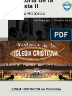 historia de la Iglesia II año 2020