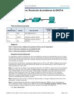 8.2.4.4 Lab - Troubleshooting DHCPv6.docx