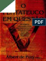 O Pentateuco Em Questão - Albert de Pury.pdf