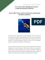ENSAYO DE OPTICA-ELECTRONICA