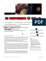 Control Mental, Ondas ELF. – El Universo Rojo.