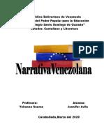 Narrativa Venezolana-convertido