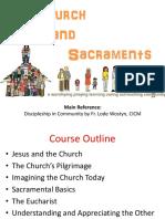 IV - The Jesus Movement