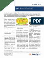 TN_UV Resistance of Polyfelt Nonwoven Geotextile
